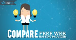 Compare Best Free Web Hosting Providers