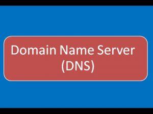 dns not found