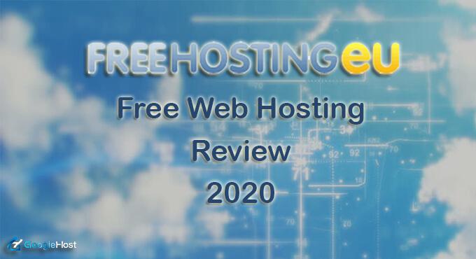 FREEHOSTINGEU Free Web Hosting Review 2020