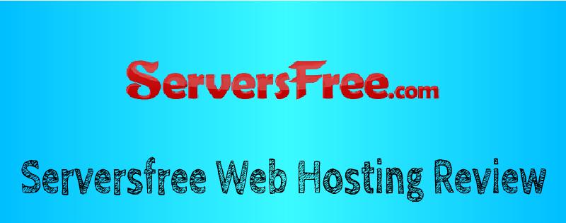 ServersFree Web Hosting Review