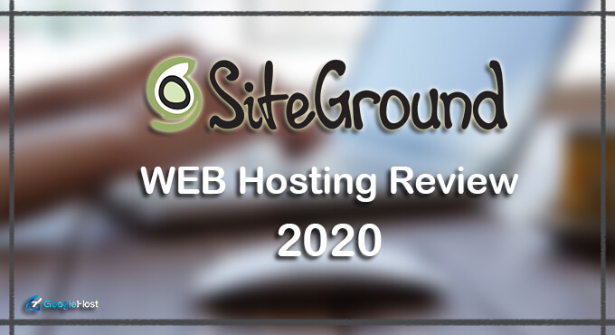 Hosting Siteground  Launch