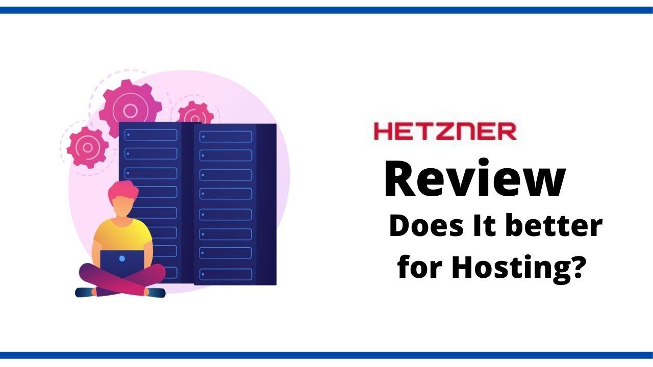 Hetzner Review