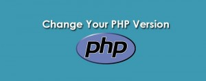 Change The PHP version of your shared hosting server