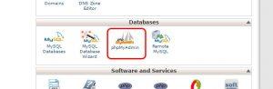 Database Step 1