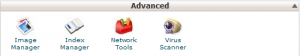 virus scan in cPanel