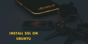 Install Lets Encrypt on Ubuntu
