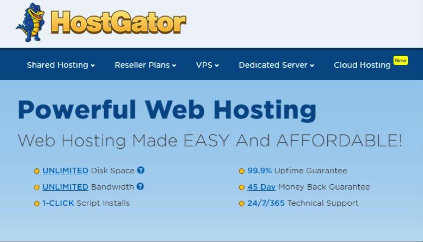 hostgator affiliate