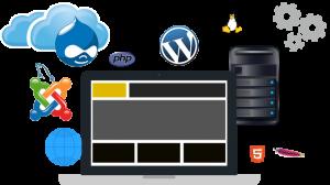 Web Hosting at Data Center