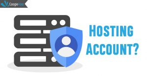 what is hosting account