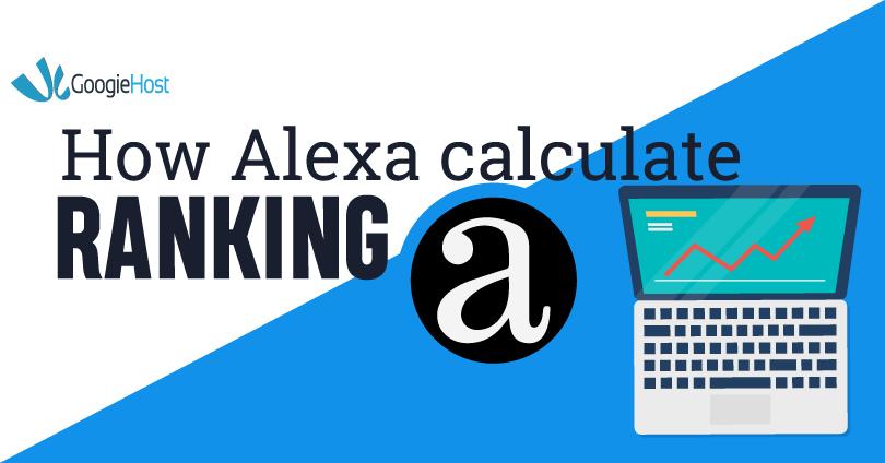 How Alexa calculating ranking correctly?