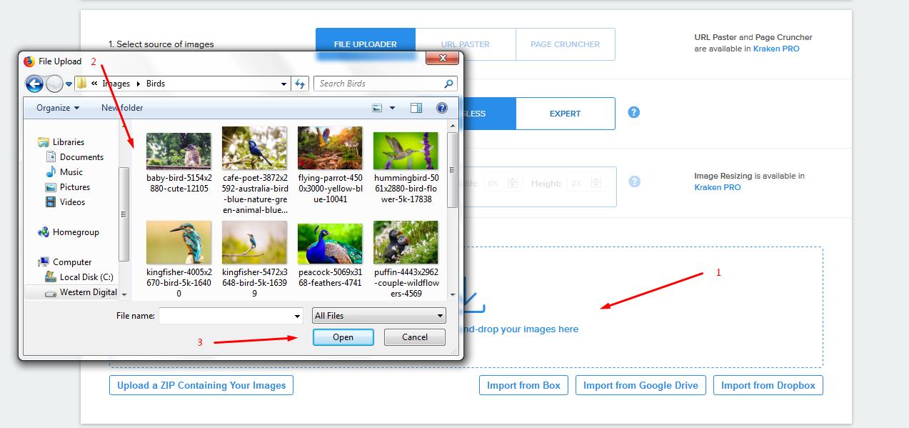 Optimize Images forWordPress