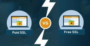 free ssl vs paid ssl