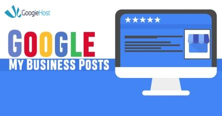 Google My Business features