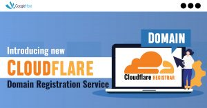 CloudFlare Domain Registration