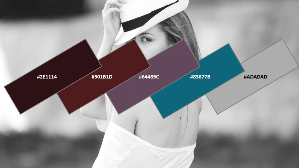 beauty and fashion Website