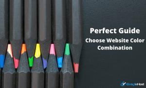 website color combination guide