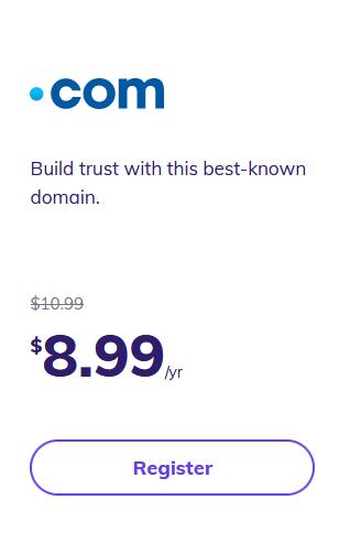 Hostinger .com pricing googiehost