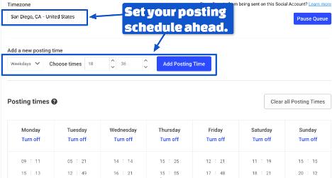 Simplify your social media marketing