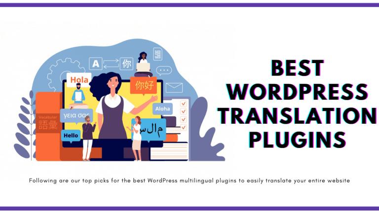 Best WordPress Translation Plugins