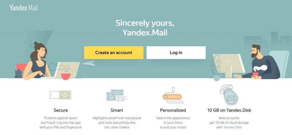 Free Email Hosting Provider