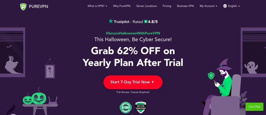 Pure VPN Black Friday Deals