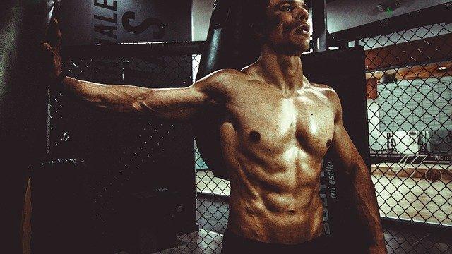 Starting a fitness blog workout man