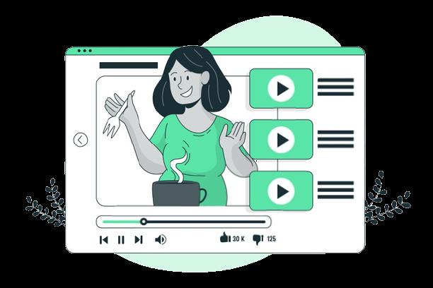 YouTube Content Ideas GoogieHost women cooking