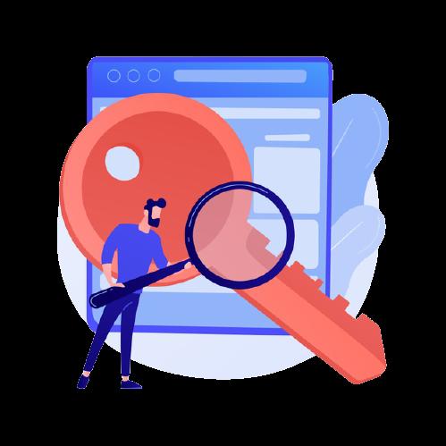 Serp rank tracker tool man keyword