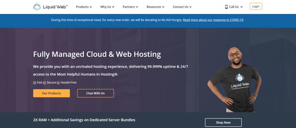 Liquidweb Best vps hosting