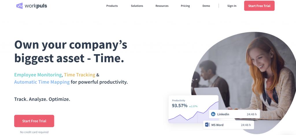 workplus Work Monitoring Software
