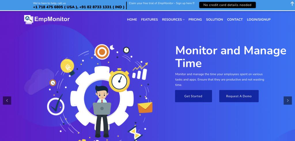 empmonitoring Employee Work Monitoring Software