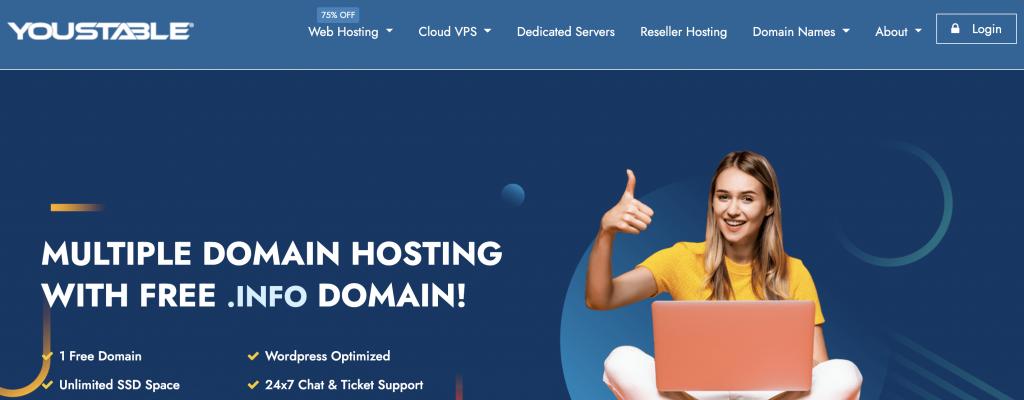 Youstable Bester Forum-Hosting-Anbieter