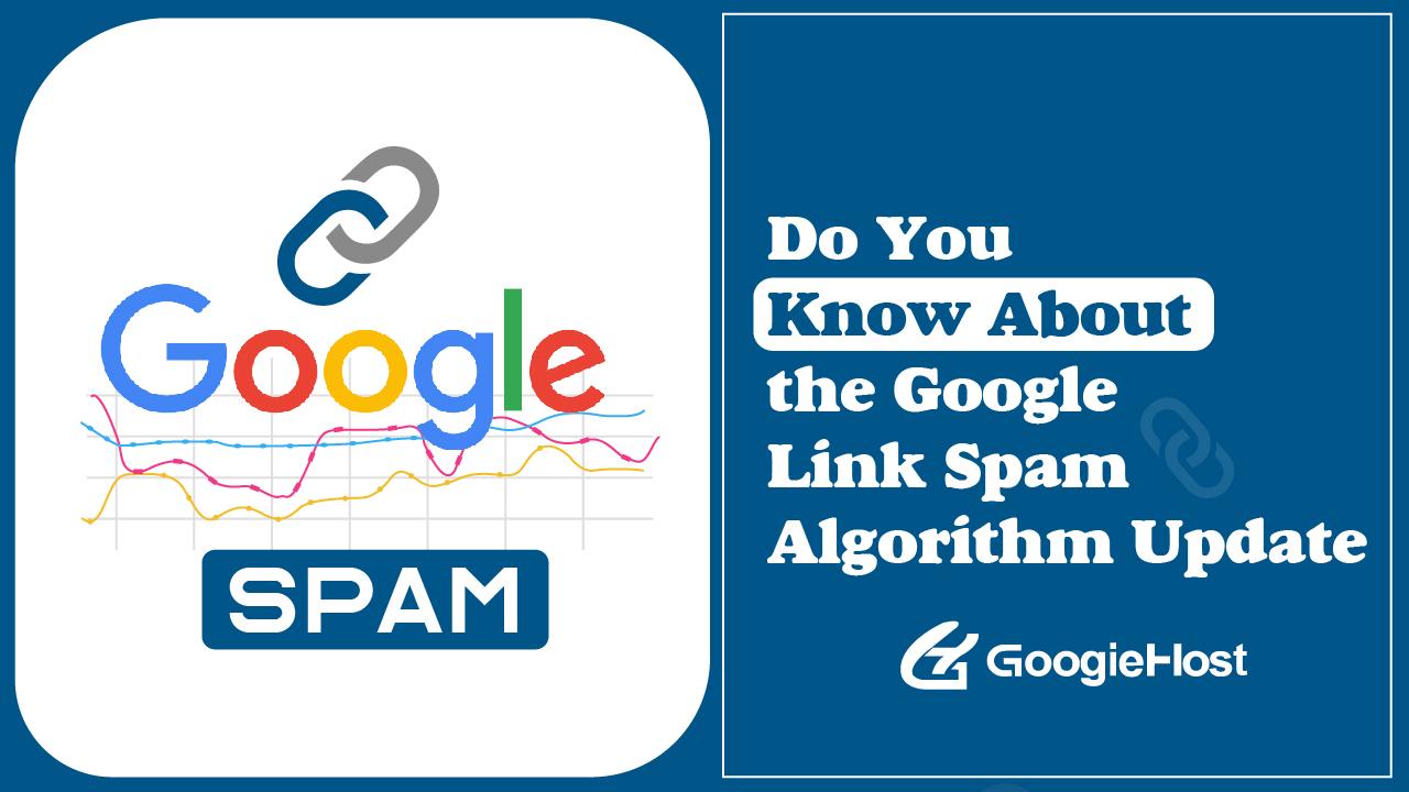 Google Link Spam Algorithm Update