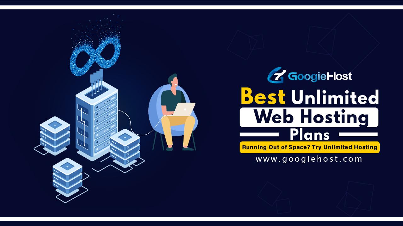 best unlimited web hosting plans