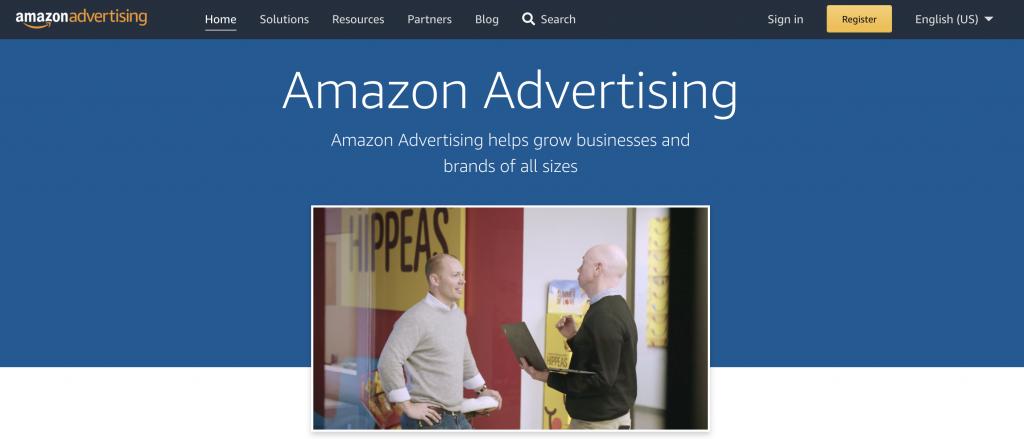 Amazon Ads best PPC Ad network
